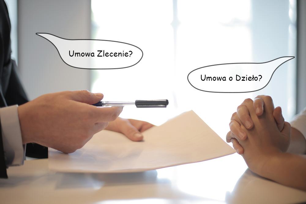 Umowa Zlecenia и Umowa o Dzieło в социальном страховании